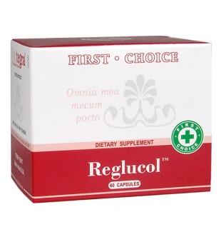 Santegra Reglucol kapsulės N60 | elvaistine.lt