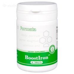 BoostIron tabletės N60