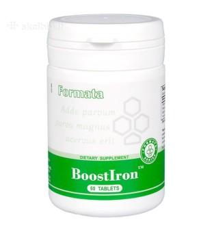 Santegra BoostIron tabletės N60 | elvaistine.lt