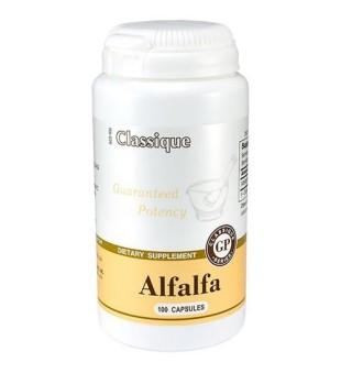 Santegra Alfalfa kapsulės N100 | elvaistine.lt