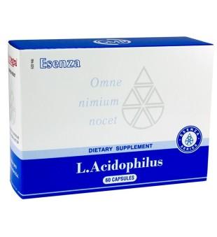 Santegra L. Acidophilus kapsulės N60   elvaistine.lt