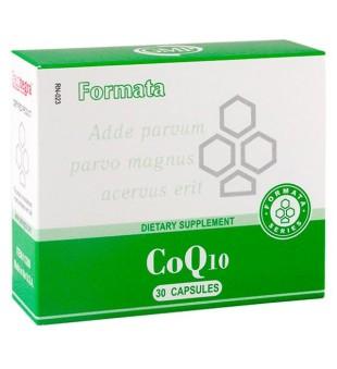 Santegra CoQ10 kapsulės N30 | elvaistine.lt