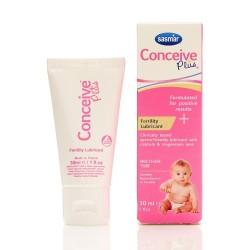 Conceive Plus vaisingumo lubrikantas, tūbelė 30ml, Sasmar