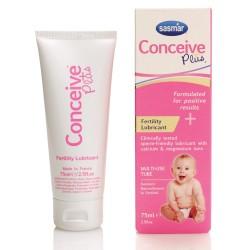 Conceive Plus vaisingumo lubrikantas, tūbelė 75ml, Sasmar