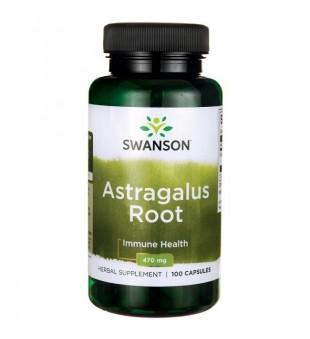 Swanson Astragalus 470 mg N100 | elvaistine.lt