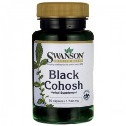 Black Cohosh (kekinė juodžolė) 540 mg N60