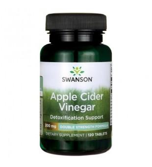 Swanson Obuolių sidras 200 mg N120 | elvaistine.lt