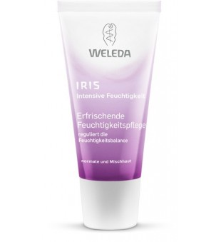 Weleda Iris Hydrating Facial Lotion Drėkinamoji veido emulsija, 30ml | elvaistine.lt