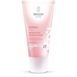 Almond Soothing Facial Cream Raminamasis veido kremas su migdolais, 30ml