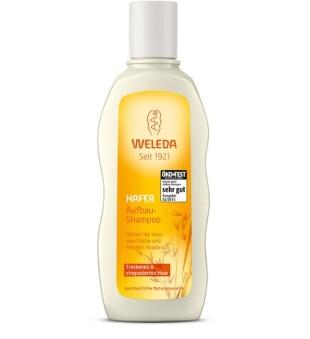 Weleda Oat Replenishing Shampoo Atkuriamasis šampūnas su avižomis, 190ml | elvaistine.lt