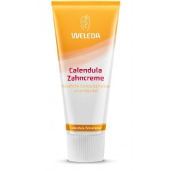 Calendula Toothpaste Dantų pasta su medetkų ekstraktu, 75ml