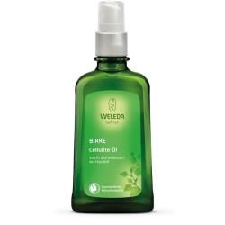 Birch Cellulite Oil Aliejus nuo celiulito su beržų lapų ekstraktu, 100ml