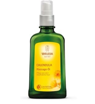 Weleda Calendula Body Oil Kūno aliejus su medetkomis, 100ml | elvaistine.lt