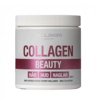 WellAware Collagen Beauty Hidrolizuotas kolagenas, 200g | elvaistine.lt