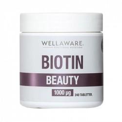 Biotin Beauty 1000mcg Maisto papildas, N240