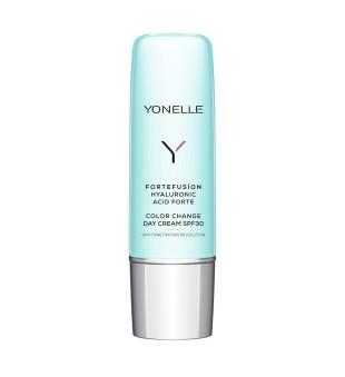 Yonelle Fortefusion Hyaluronic Acid Forte CC Day Cream SPF30 CC Dieninis veido kremas, 50ml   elvaistine.lt