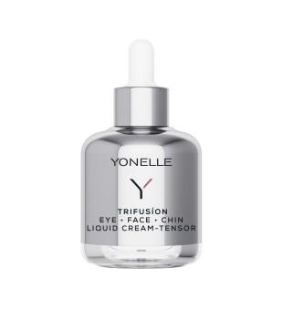 Yonelle Trifusion Eye Face Chin Liquid Cream-Tensor Stangrinamasis paakių, veido ir smakro kremas, 50ml   elvaistine.lt