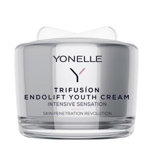 Yonelle Trifusion Endolift Youth Cream Atkuriamasis stangrinamasis veido kremas, 55ml   elvaistine.lt