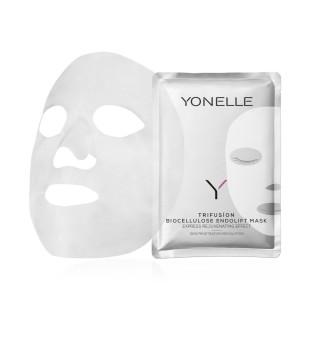 Yonelle Trifusion Biocellulose Endolift Mask Liftinguojanti lakštinė veido kaukė, 1vnt   elvaistine.lt