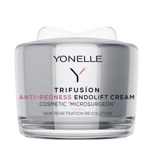 Yonelle Trifusion Anti-Redness Endolift Cream Raudonį mažinantis liftinguojantis veido kremas, 55ml | elvaistine.lt