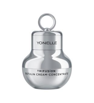 Yonelle Trifusion Botulin Cream-Concentrate Botulino efektą suteikiantis veido kremas-serumas, 45ml | elvaistine.lt