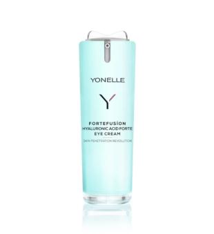 Yonelle Fortefusion Hyaluronic Acid Forte Eyey Cream Drėkinamasis paakių kremas, 15ml | elvaistine.lt