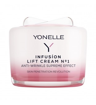 Yonelle Infusion Lift Cream No.1 Stangrinamasis veido kremas, 55ml | elvaistine.lt